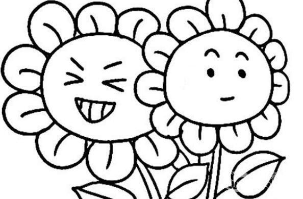 幼儿简笔画 我爱画画网 一个免费学画画的网站