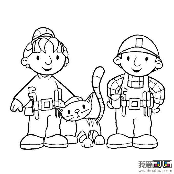 幼儿古建筑简笔画图片