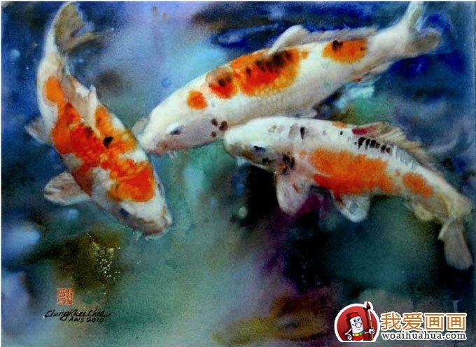 土耳其国际水彩艺术节水彩画作品欣赏(2)