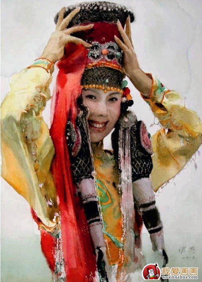 土耳其国际水彩艺术节水彩画作品欣赏(4)
