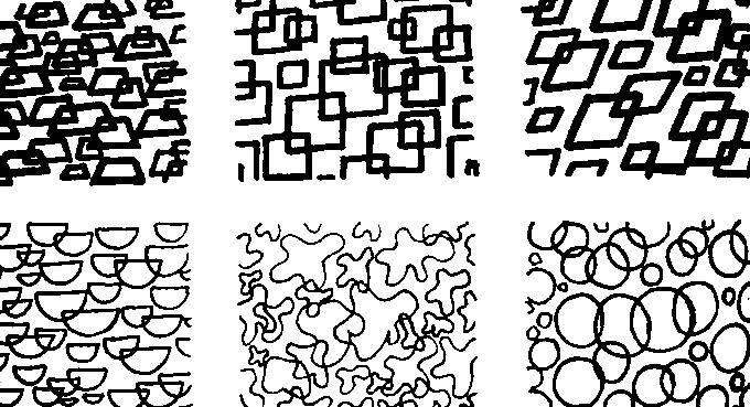儿童线描教案大全 儿童基础线描装饰画知识及线描图片 2