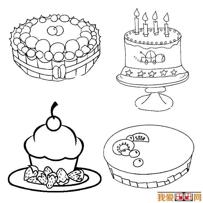 图片大全为大家提供各种各样的生日蛋糕简笔画,包括鲜奶蛋糕简笔画图片,慕斯蛋糕简笔画图片,奶酪蛋糕简笔画图片,巧克力蛋糕简笔画图片,冰淇淋蛋糕简笔画图片等。蛋糕最早起源于西方,后来才慢慢的传入中国,目前在中国已经将蛋糕作为过生日的必需品了。  生日蛋糕简笔画图片大全,各种各样的生日蛋糕简笔画一  生日蛋糕简笔画图片大全,各种各样的生日蛋糕简笔画二  生日蛋糕简笔画图片大全,各种各样的生日蛋糕简笔画三  生日蛋糕简笔画图片大全,各种各样的生日蛋糕简笔画四