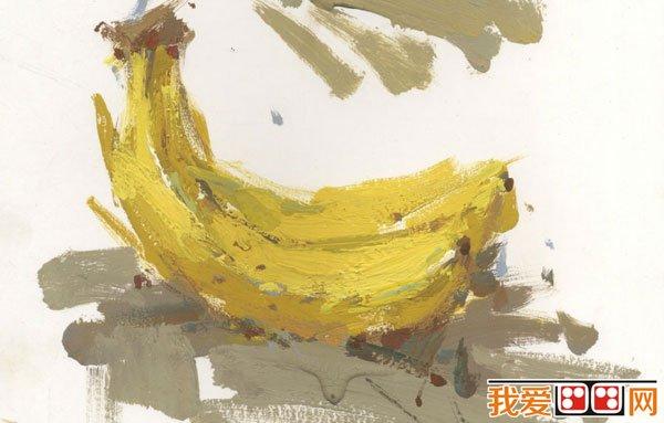 水粉画欣赏 蔬菜和水果静物作品 19P 3
