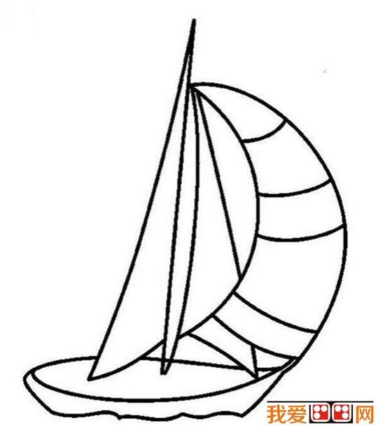 来说再适合不过。下面来看看儿童简笔画帆船大全。  儿童简笔画帆船大全  儿童简笔画帆船大全  儿童简笔画帆船大全  儿童简笔画帆船大全  儿童简笔画帆船大全  儿童简笔画帆船大全 帆船即利用风力前进的船。帆船运动是依靠自然风力作用于帆上,由人驾驶船只行驶的一项水上运动。它集竞技、娱乐、观赏和探险于一体,备受人们的喜爱,也是各国人民进行海洋文化交流的重要渠道。1900年第2届奥运会开始列为比赛项目。 以上就是关于儿童简笔画帆船大全的全部内容,感兴趣的朋友请继续关注我爱