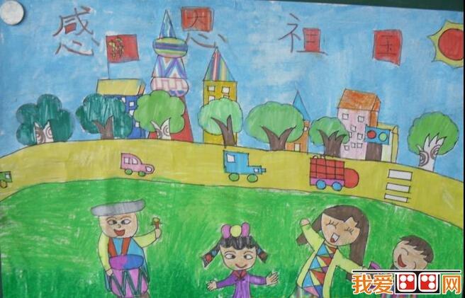 儿童画教程_学画画