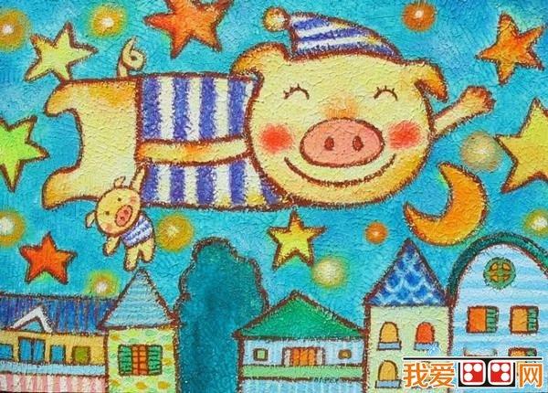 兒童學畫畫:兒童畫的取材與創意從何而來