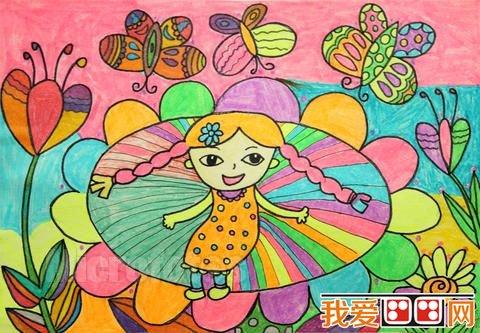 幼兒學畫畫:如何讀懂兒童畫_教育_我愛畫畫網_一個學