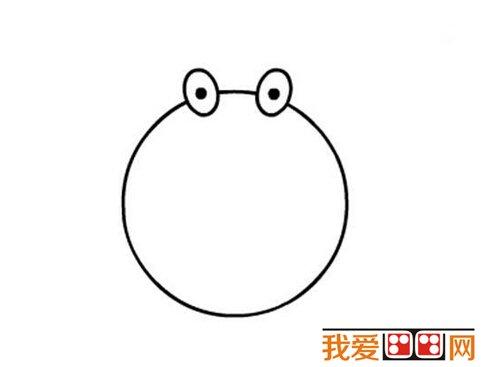 儿童简笔画:七星瓢虫分解教程