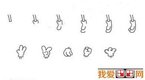 儿童画教程:小黄人画法步骤详细教程(2)