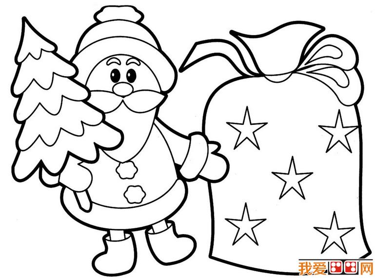 看完这么多可爱的圣诞老人
