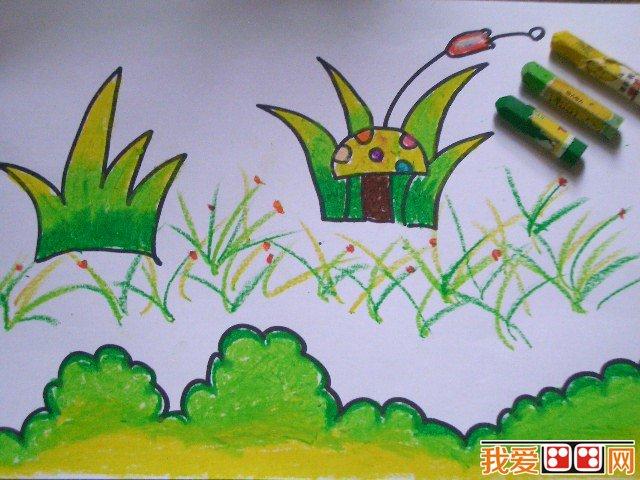 讲故事在幼儿园美术教学中的应用_教育_我爱画画网_一图片