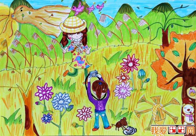 美术活动是幼儿表达了解情感的方式