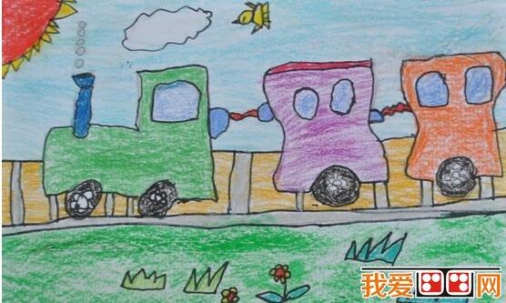 浅谈如何指导小班幼儿美术活动(2)_教育_我爱画画网