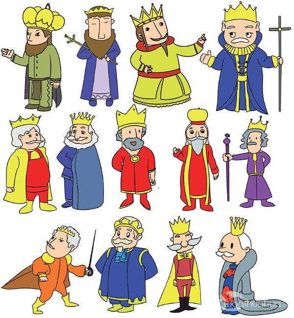 国王帽子折纸步骤图
